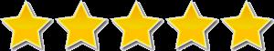 5 étoiles avis